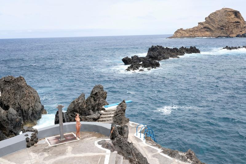 Atlantic Ocean, Madeira
