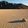 Lonely Trail<br /> Racetrack Playa, Death Valley National Park<br /> California