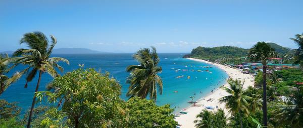White Beach, Mindoro, Philippines
