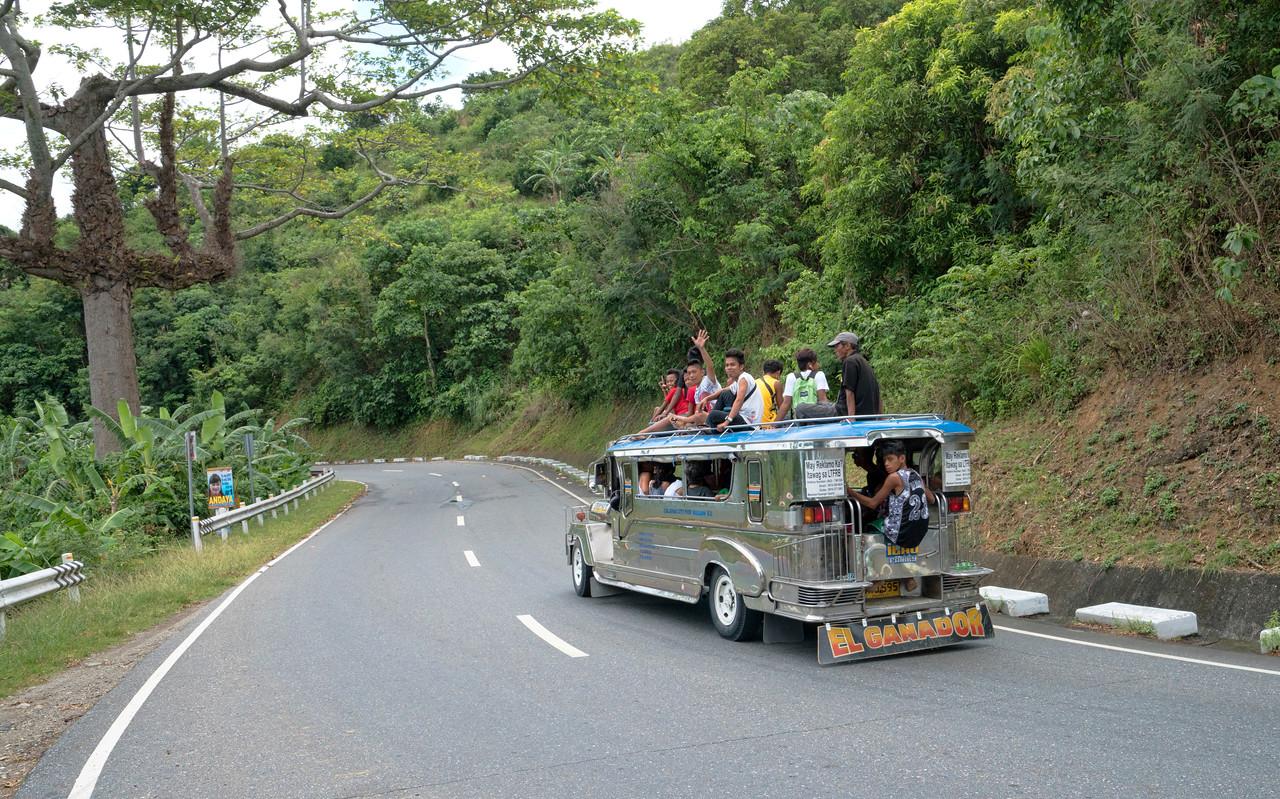 Loaded Jeepney!
