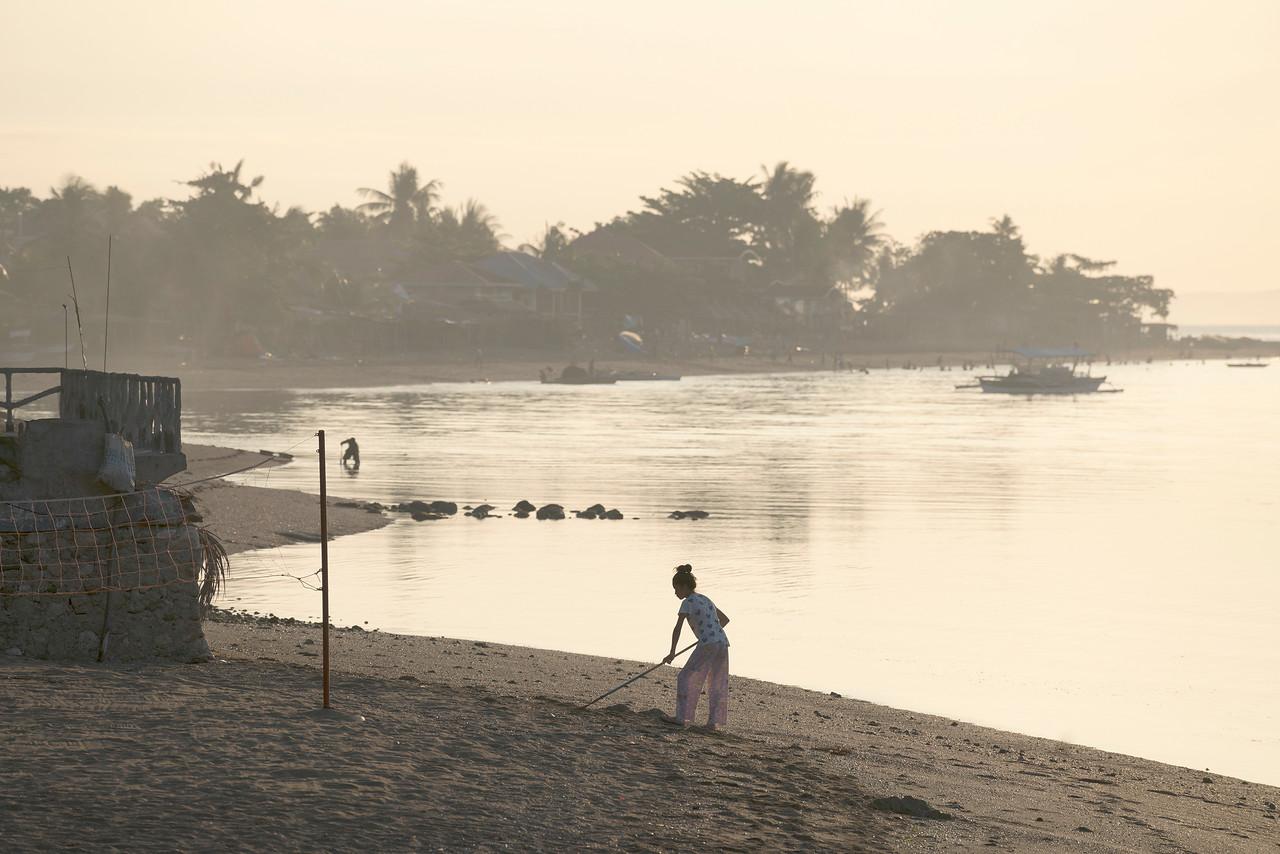 Morning Tasks in Argao, Philippines