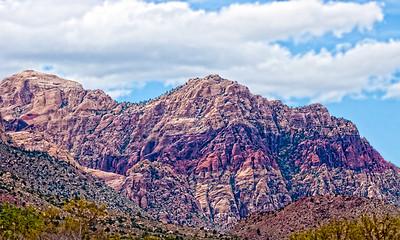 Red Rocks Nevada-