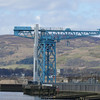 Clydebank's Titan Crane.<br /> 14th April 2008