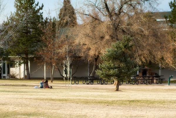 Rancho San Rafael Park. Reno, NV