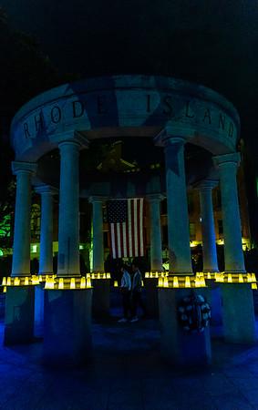 RI WWII Memorial