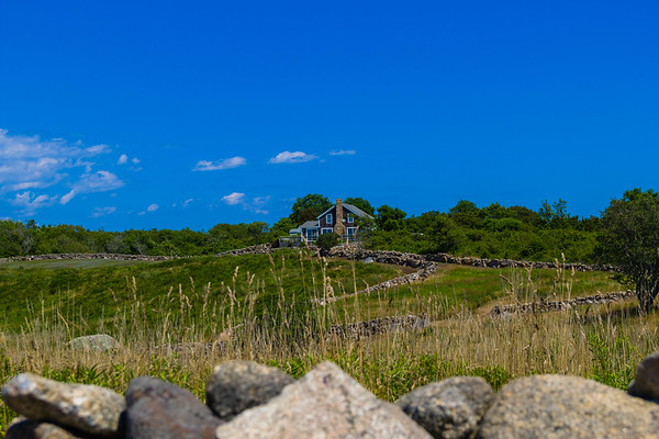 House on Block Island, RI