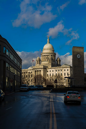 Road to the RI State House