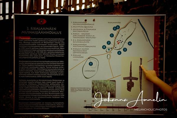 Rikalan museomäki ja muinaisjäännealue