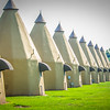 restored tee pee motel