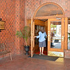 Entryway to the Gadsden Hotel, Douglas, AZ