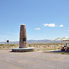 Geronimo Surrender Monument