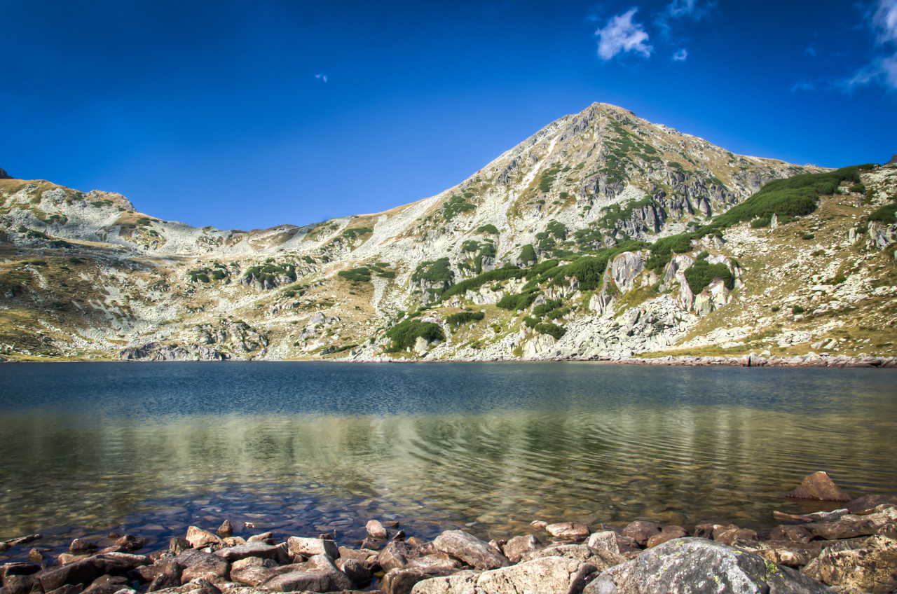 Bucura lake. This place is totally amazing!