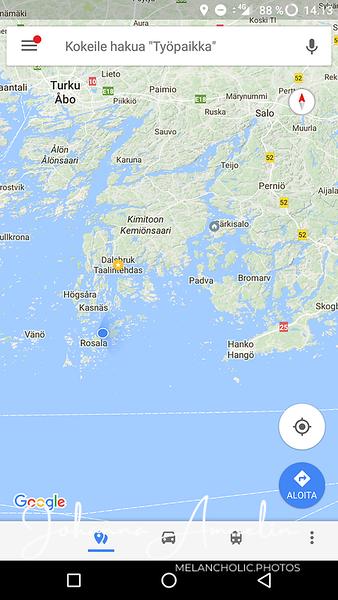 Päiväretki Kemiönsaaressa, lauttamatka Rosalaan, viikinkikeskus ja lopuksi Taalintehtaan Portside ravintola