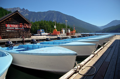 Ross Lake National Park