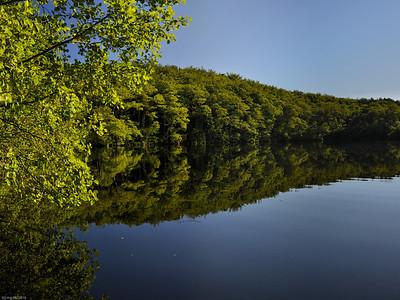 """Der Hertasee lädt zur Pause ein / Have a break at the lake """"Hertasee"""""""