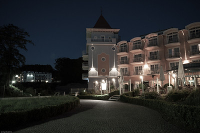 """Hotel """"Travel Charme"""" in Sellin / The Hotel """"Travel Charme"""" in Sellin"""