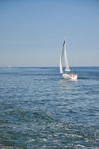 Segeln auf der Ostsee / Sailing on the Baltic Sea