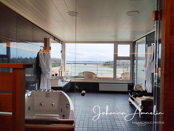 Ruissalon kylpylä ja uudistunut Airisto sviitti