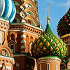 St. Basil's<br /> Red Square, Moscow, Russian Federation<br /> 2007