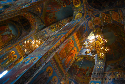 Спаса на Крови (Church of the Savior on Spilled Blood)