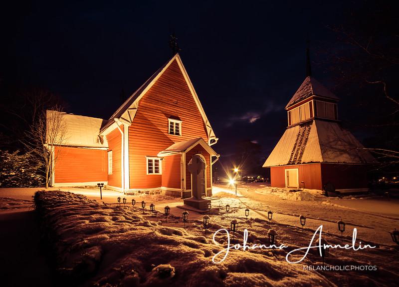 Särkisalon kirkko