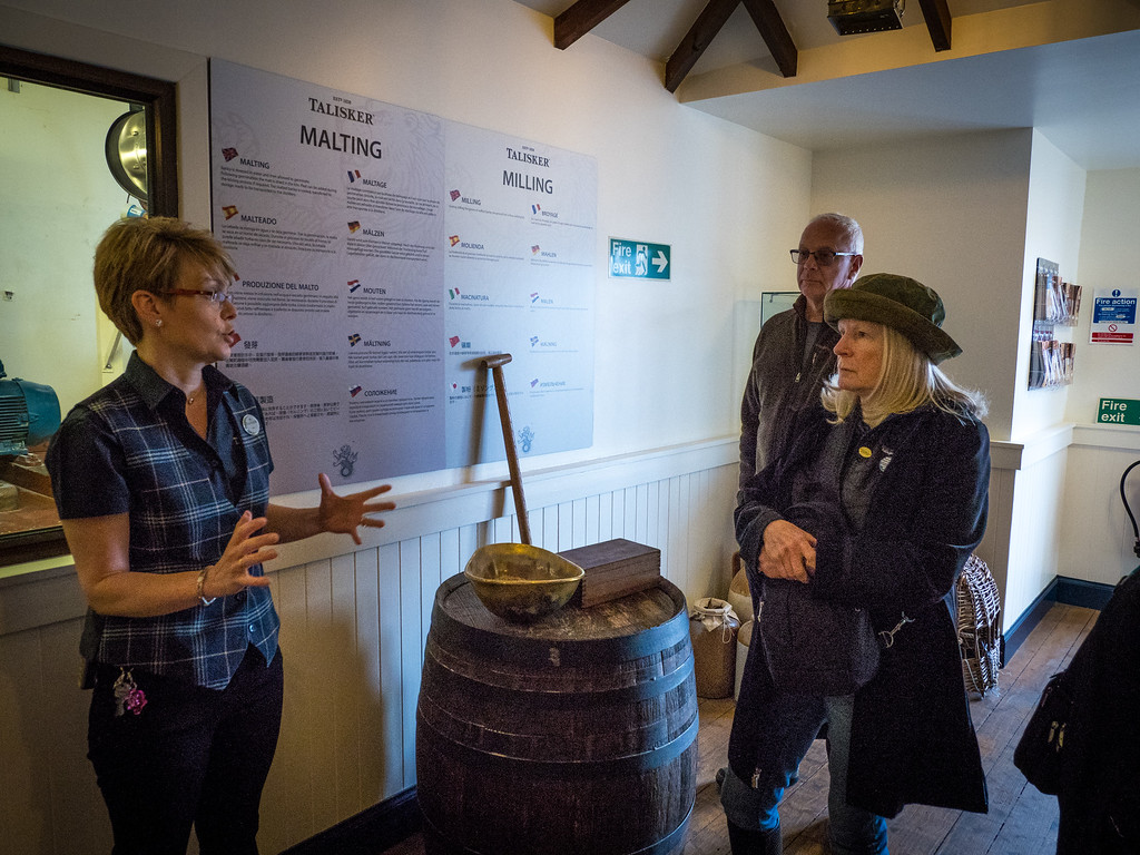 Tour of the Talisker Gin Distillery