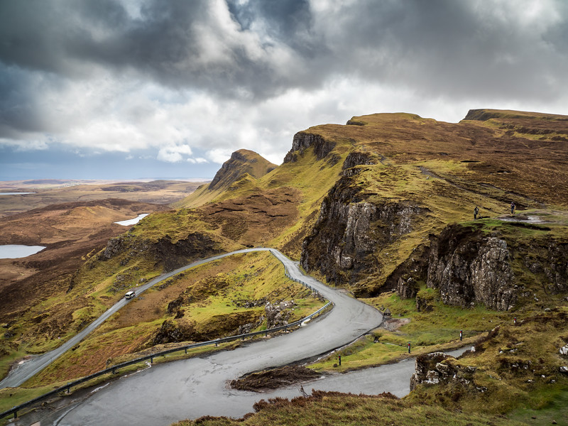 Quiraing, Trotternish Peninsula