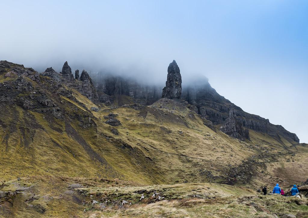 Man of Storr, Isle of Skye, Isle of Skye