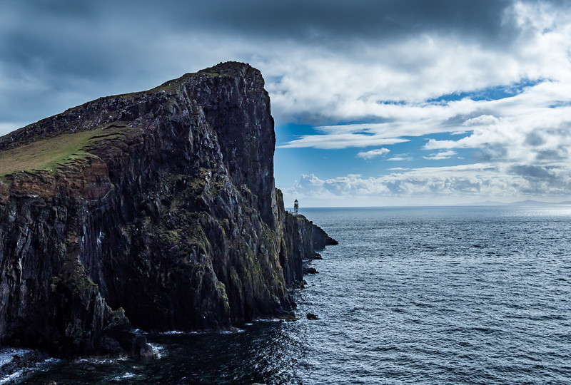 Neist Point and Lighthouse, Isle of Skye