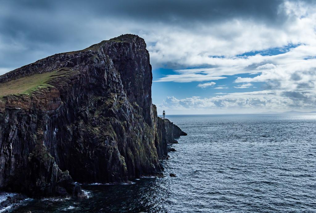 Neist Point and Lighthouse, Isle of Skye