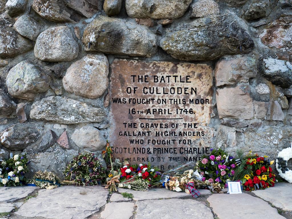 Culloden Battlefield, near Inverness