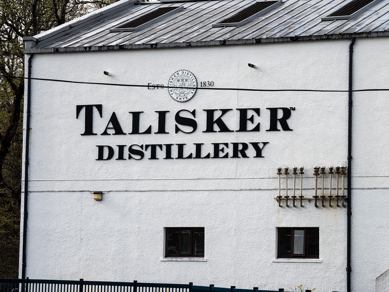 Tour of the Talisker Distillery