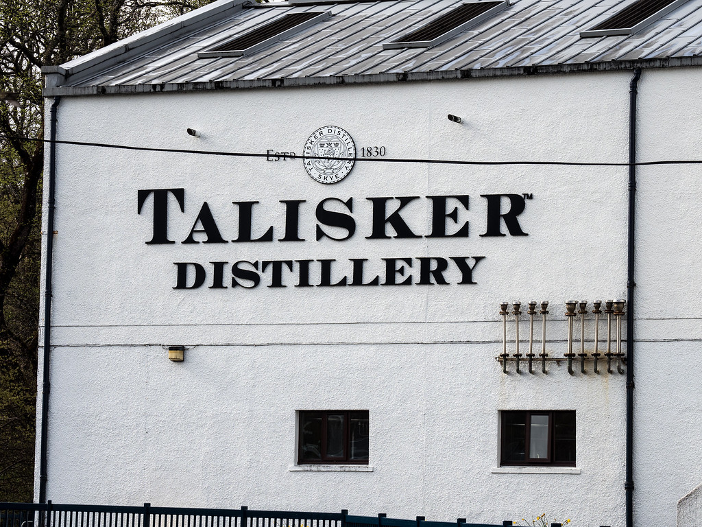 Tour of the Talisker Distillery