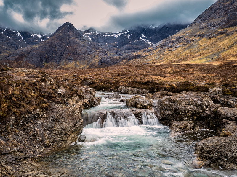 Fairy Pools, Trotternish Peninsula, Isle of Skye