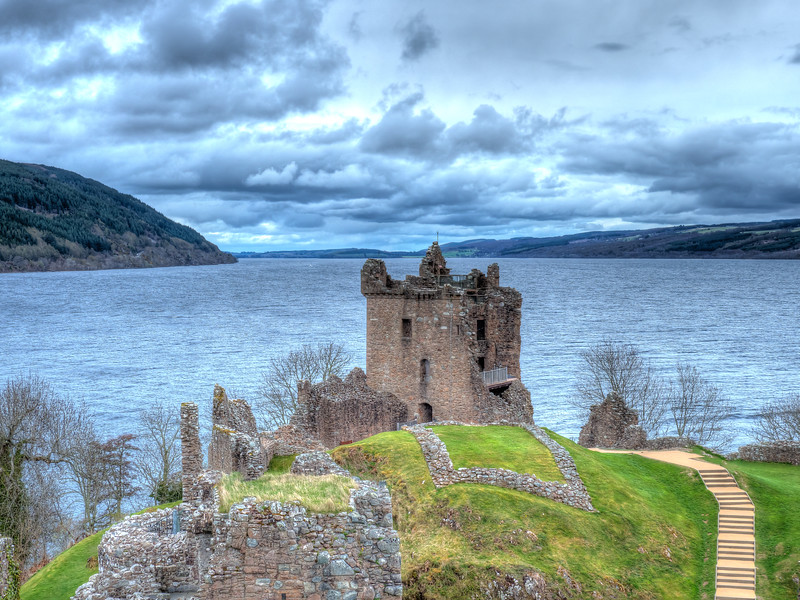 Urquhart Castle ,Loch Ness