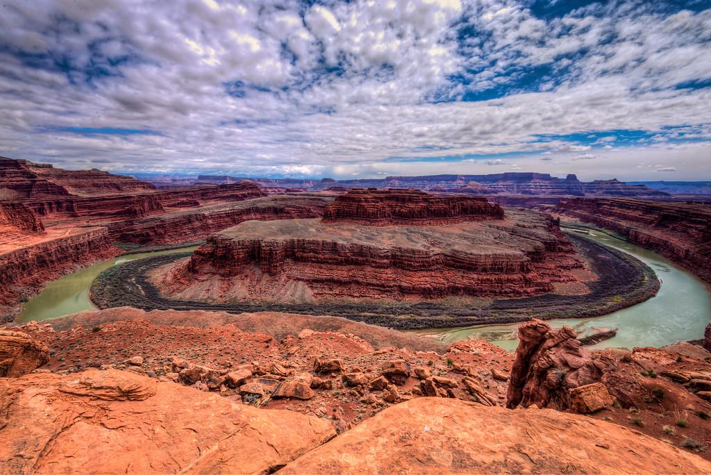 Gooseneck Overlook, Canyonlands, Utah