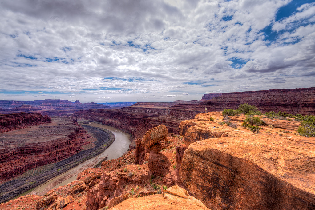 Gooselook Overlook, Canyonlands