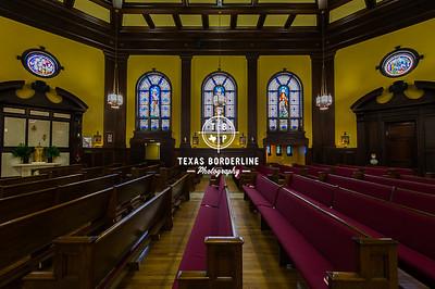April 16, 2014-St  James Catholic Church, Port Arthur,TX-8037