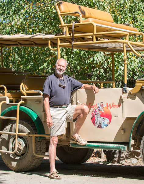 Peter Lang, Owner Of Safari West