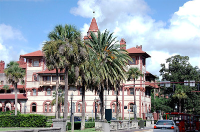 Flagler College, St. Augustine, FL. © Nora Kramer. All rights reserved.