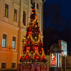 Saint Petersburg, Russia.  30th December 2011.  Photo by: Stephen Hindley ©