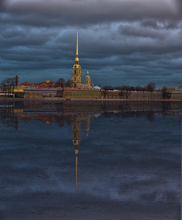 Saint Petersburg, Russia.  30th December 2011.  Photo by: Stephen Hindley ©