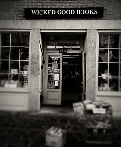 Wicked Good Books, Salem Massachusetts