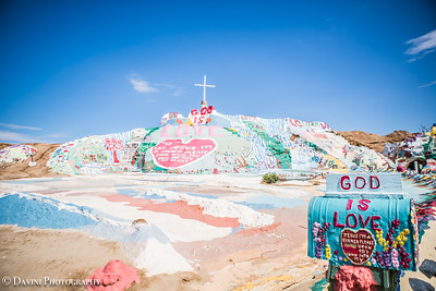 Salvation Mountain/Slab City