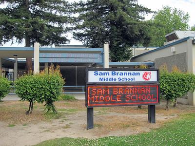 Sam Brannan Jr High