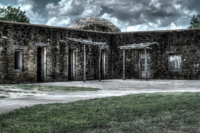 Mission San Jose, San Antonio Tx ©Arthur Graye 2010 Digital HDR