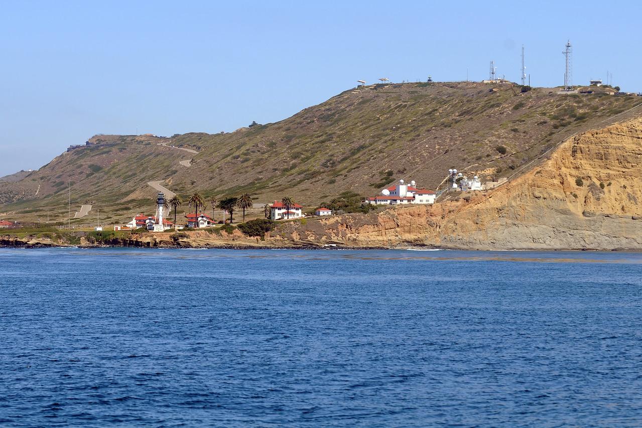 Point Loma US Coast Guard Station