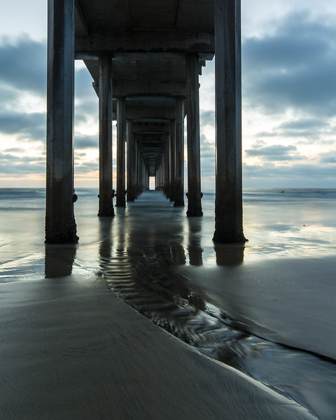 Ethereal Pier, 2016