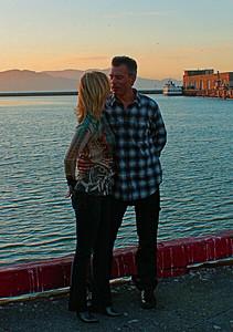 Jodi and Mike  San Francisco, CA  September 17, 2009