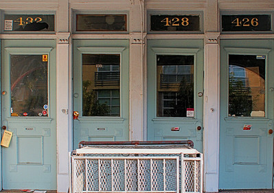 426, 428, 430, 432 San Francisco, CA  September 19, 2009